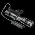 Linterna de combate con luz blanca de Steiner eOptics