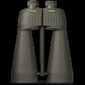 Steiner military binoculars m2080